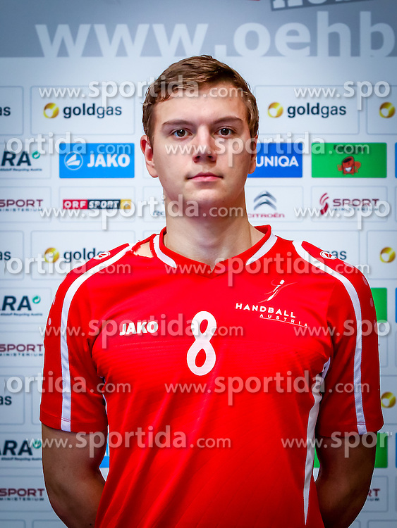 07.11.2015, Halle Hollgasse, Wien, AUT, Team 96 Invitational, Fototermin Österreich, im Bild Sebastian Spendier (AUT)// during the Team and Portrait Photoshoot of the Austrian Team 96 at the Halle Hollgasse, Vienna, Austria on 2015/11/07, EXPA Pictures © 2015, PhotoCredit: EXPA/ Sebastian Pucher