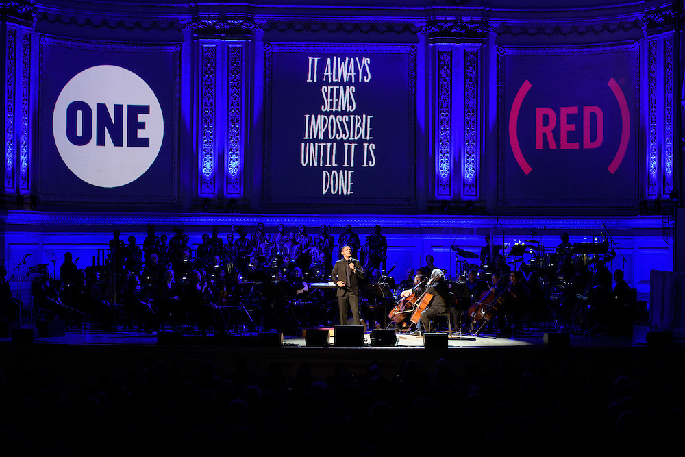 """Photos of Trevor Noah of The Daily Show attending the """"It Always Seems Impossible Until It Is Done"""" World AIDS Day event at Carnegie Hall in New York, NY on December 1, 2015. © Matthew Eisman/ Rolling Stone. All Rights Reserved"""