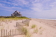 "Kilkare is an iconic 3-story Victorian beachfront ""cottage"" build in 1879,  Association Rd, Wainscott, NY"