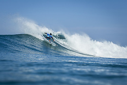 October 12, 2017 - Italo Ferreira (BRA) Placed 2nd in Heat 5 of Round One at Quiksilver Pro France 2017, Hossegor, France..Quiksilver Pro France 2017, Landes, France - 12 Oct 2017 (Credit Image: © WSL via ZUMA Press)