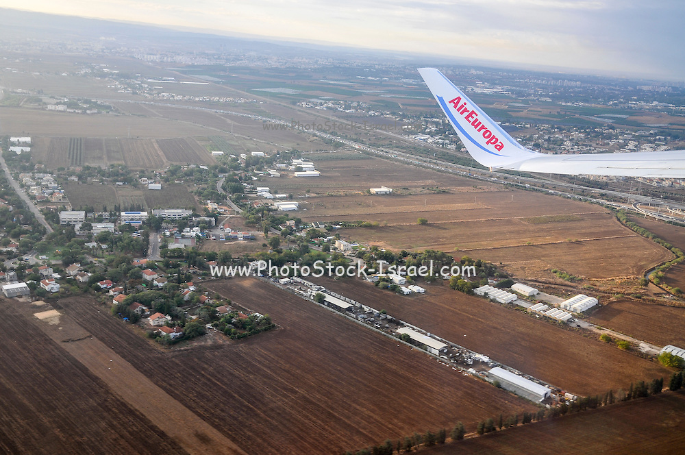 AirEuropa Boing 737-800 in flight