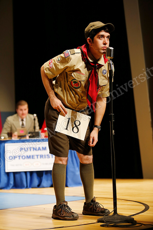 """25th Annual Putnam County Spelling Bee-University Theatre will present the """"25th Annual Putnam County Spelling Bee"""". CCFA, Theatre, Musical. Photos by Steve Jessmore/Central Michigan University"""