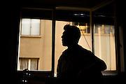 Daniel Alejandro Riveros (Santiago, 28 de septiembre de 1981), más conocido como Gepe, es un músico, compositor y multiinstrumentista chileno. Santiago de Chile, 14-05-2014 (©Alvaro de la Fuente/Triple.cl)