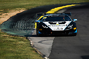 August 25-27, 2017: Lamborghini Super Trofeo at Virginia International Raceway. D Bryce Miller, Change Racing, Lamborghini Carolinas, Lamborghini Huracan LP620-2