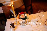 l'Ambroisie, Chef Bernard Pacaud, Place des Vosges, Paris..l'Ambroisie is a Michelin three star restaurant...............