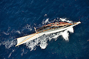 France Saint - Tropez October 2013, Classic yachts racing at the Voiles de Saint - Tropez, Mariska