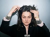 Portrait og german Artist Raphaela Vogel