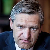 Nederland, Den Haag, 1 juni 2016.<br />Sybrand van Haersma Buma (1965) is sinds 12 oktober 2010 fractievoorzitter van het CDA in de Tweede Kamer. Hij is sinds 23 mei 2002 Tweede Kamerlid.<br /><br /><br /><br />Foto: Jean-Pierre Jans