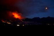 Pine Creek Fire 2012
