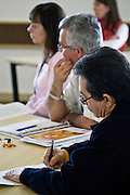 Nova Lima_MG, Brasil...Curso GEP (Gestao Estrategica de Pessoas) em Nova Lima...The GEP Course (Strategic Management of People) in Nova Lima...Foto: JOAO MARCOS ROSA / NITRO