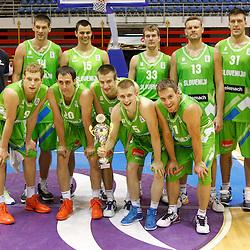 20120809: SRB, Basketball - Slovenia vs Hungary