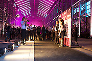 AIMIA Awards night held at the Turbine Hall Cockatoo Island.