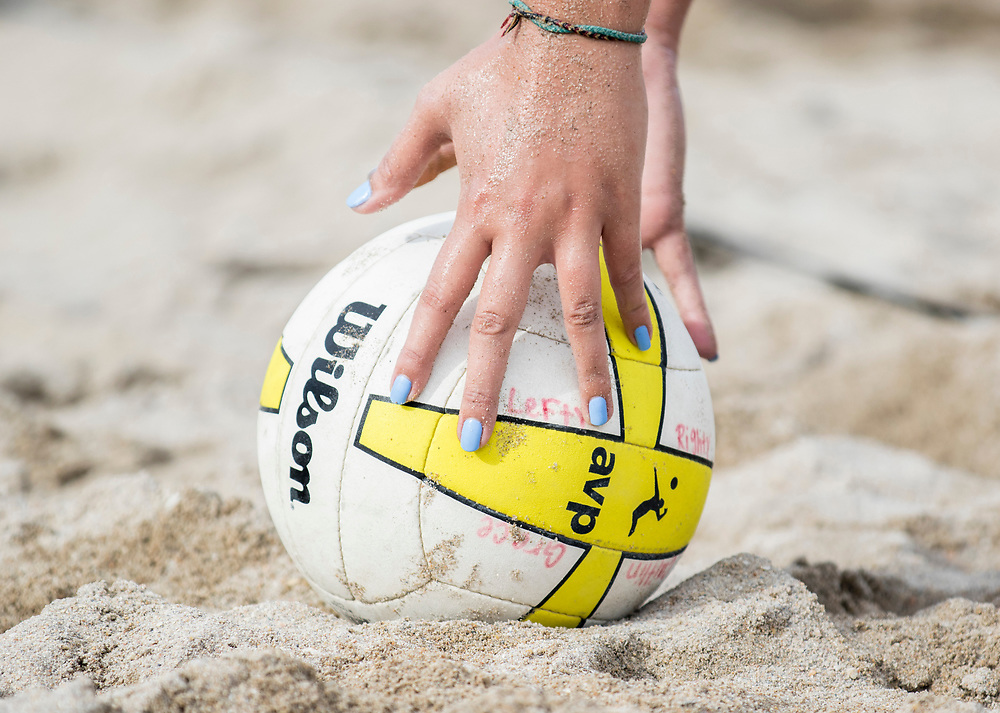 Dig the Beach Volleyball Series at Fort Lauderdale Beach on Saturday July 22, 2017. <br />