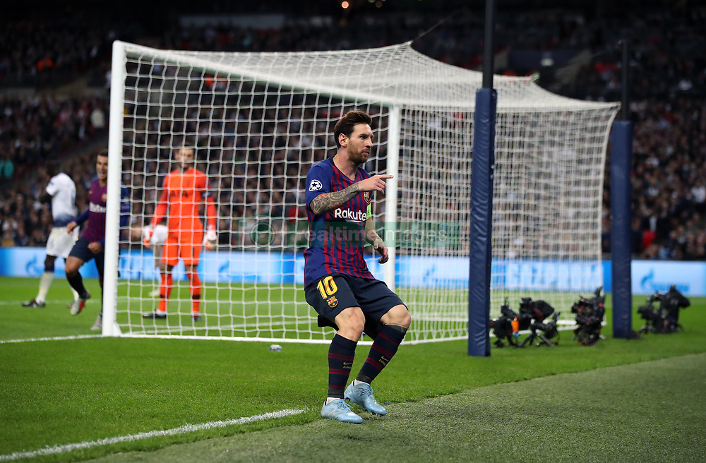 صور مباراة : توتنهام - برشلونة 2-4 ( 03-10-2018 )  38928645