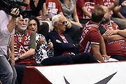 DESCRIZIONE : Milano Lega A 2014-15 EA7 Emporio Armani Milano vs Banco di Sardegna Sassari playoff Semifinale gara 7 <br /> GIOCATORE : Giorgio Armani<br /> CATEGORIA : vip<br /> SQUADRA : EA7 Emporio Armani Milano<br /> EVENTO : PlayOff Semifinale gara 7<br /> GARA : EA7 Emporio Armani Milano vs Banco di Sardegna SassariPlayOff Semifinale Gara 7<br /> DATA : 10/06/2015 <br /> SPORT : Pallacanestro <br /> AUTORE : Agenzia Ciamillo-Castoria/GiulioCiamillo<br /> Galleria : Lega Basket A 2014-2015 Fotonotizia : Milano Lega A 2014-15 EA7 Emporio Armani Milano vs Banco di Sardegna Sassari playoff Semifinale  gara 7 Predefinita :