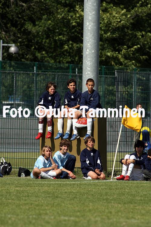10.07.2008. K?pul?, Helsinki..Helsinki Cup 2008.E-11, FC Vito (Tansania) - Kontu.©Juha Tamminen