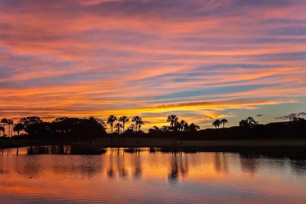 Boca Raton sunrise 6:47 AM