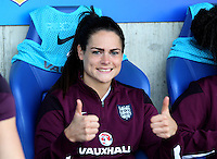 Fifa Womans World Cup Canada 2015 - Preview //<br /> Cyprus Cup 2015 Tournament ( Gsp Stadium Nicosia - Cyprus ) - <br /> Netherlands vs England 1-1   //  Claire Rafferty of England