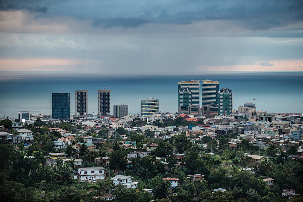 PORT OF SPAIN, TRINIDAD - FEBRUARY 13, 2017: Compared to its Caribbean neighbors, Trinidad gets few tourists except during its vibrant February carnival. This means that this tiny melting pot of a country, with its Indian-Creole-African-Chinese-British heritage, feels welcoming and unadulterated. Skyscrapers don't exist; instead there are captivating gingerbread-style houses with fanciful latticework. The local cuisine, which reflects its hodge-podge of cultures, is intriguing and delicious but not fancy - the best meals in Trinidad are eaten on the street and at cafeteria-style counters, not in high-end restaurants, which tend to be Europeanized. Spend Friday in the capital, Port of Spain, then use Saturday for excursions north to the beach and south to explore the calm waterways and wild birds of the Caroni Swamp. Small but charming, the island's highlights can be seen in a few well-planned days. PHOTO: Meridith Kohut for The New York Times