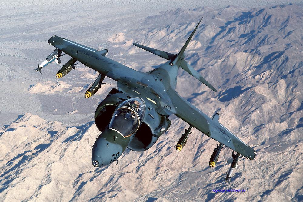AV-8B Harrier II, Marines