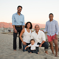Santa Barbara Family Gathering Photos