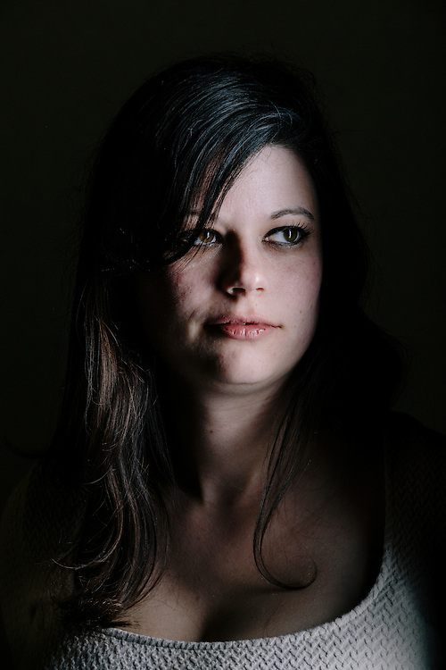 Emily Youcis, 26, from Philadelphia who was attacked by protestors outside of the convention. Hundreds of Alt Right supporters gathered during a conference sponsored by National Policy Institute, run by Richard Spencer, at the Ronald Reagan Building and International Trade Center on Saturday, Nov. 19, 2016 in Washington, D.C.