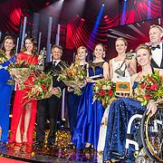 NLD/Amsterdam/20161221 - NOC*NSF Sportgala 2016, alle winnaars