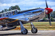 Collings' Foundation TP51C Mustang Betty Jane.