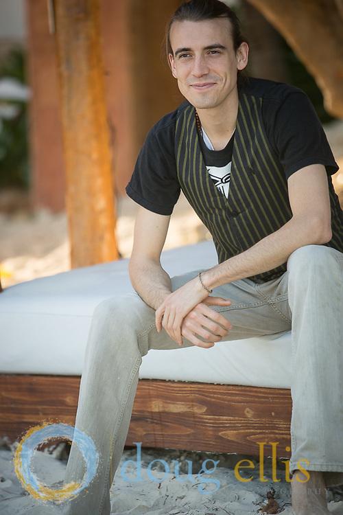 Lionel Church in Cancun