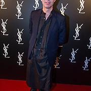 NLD/Amsterdam//20140324 - Filmpremière Yves Saint Laurent,  Piet Paris