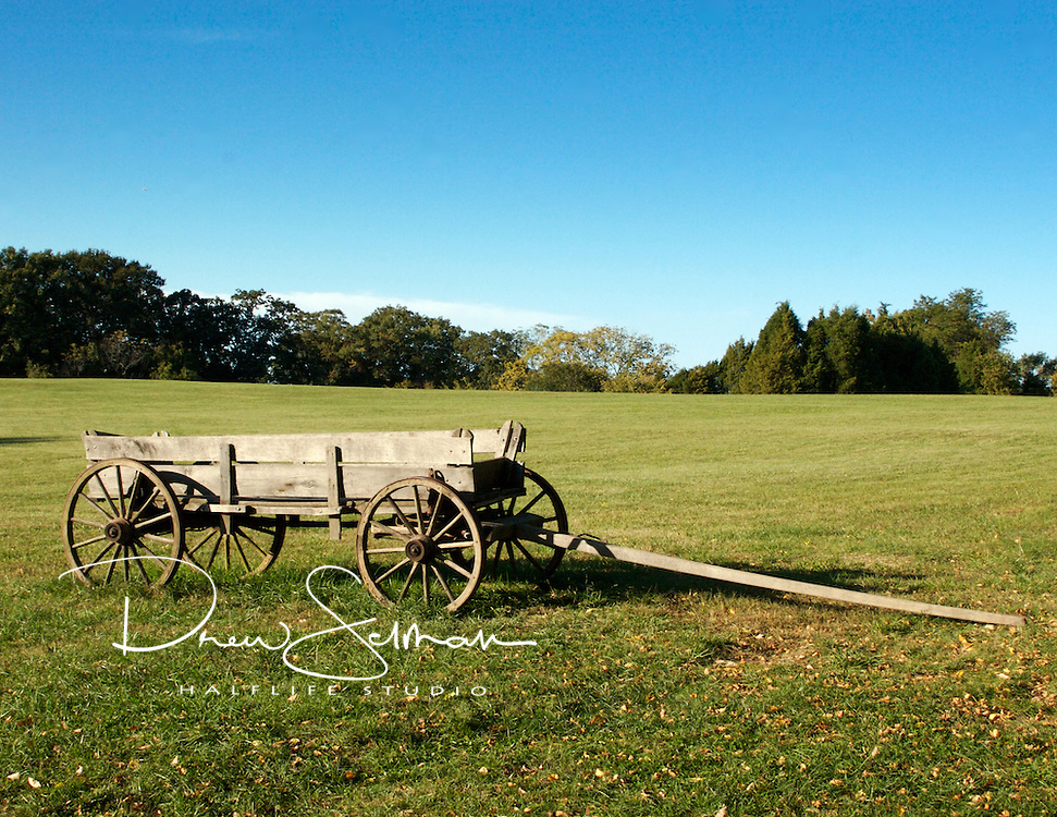 The grounds of Mt. Vernon, VA