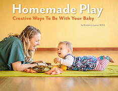 "Business Development and Marketing: ""Homemade Play"" Book by Kim Lyons of Tumetime"