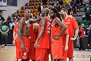 Team Proximus Spirou Charleroi<br /> Dinamo Banco di Sardegna Sassari - Proximus Spirou Charleroi<br /> FIBA Basketball Champions League 2016/2017<br /> Sassari 02/11/2016<br /> Foto Ciamillo-Castoria