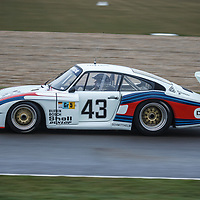 #43, Porsche 935/78 'Moby Dick' (1978), Porsche Museum GOH, Group 5 Special Production, at Goodwood 76th Members Meeting, Goodwood Motor Circuit, on 16.03.2018