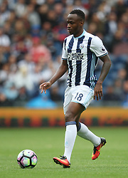 Saido Berahino of West Bromwich Albion in action - Mandatory by-line: Jack Phillips/JMP - 20/08/2016 - FOOTBALL - The Hawthorns - West Bromwich, England - West Bromwich Albion v Everton - Premier League