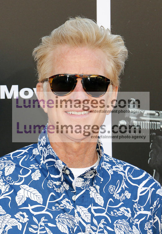 Matthew Modine at the Los Angeles premiere of 'Sicario: Day Of The Soldado' held at the Regency Village Theatre in Westwood, USA on June 26, 2018.