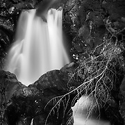 The lower falls of Bruar, Pitagowan, Perthshire
