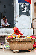 Pushkar, Thar Desert, Rajasthan, India<br />