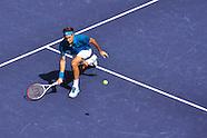 Federer versus Del Potro