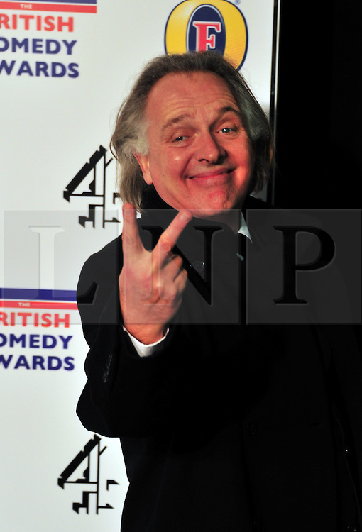 © Licensed to London News Pictures. 16/12/2011. London, England. Rik Mayal attends the Channel 4 British Comedy Awards  in Wembley London .  Photo credit : ALAN ROXBOROUGH/LNP