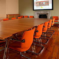 FREE IMAGE-NO REPRO FEE. North Wing Conference Room, UCC. Photo by Tomas Tyner, UCC.