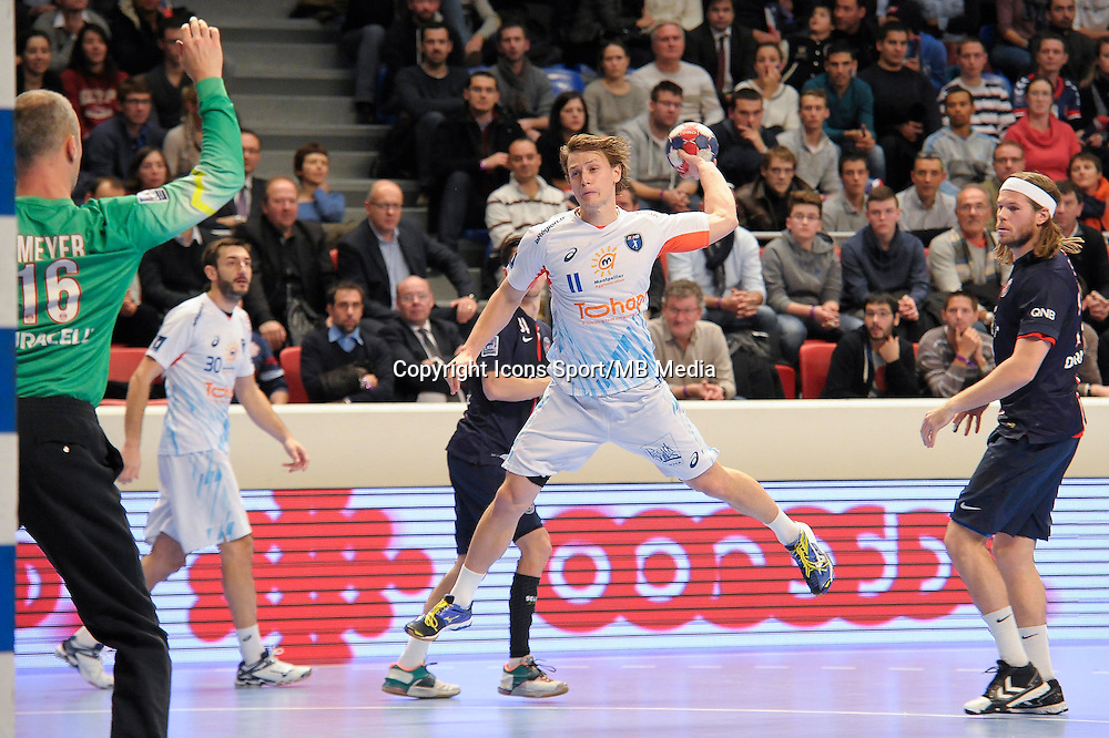 Jure Dolenec - 03.12.2014 - PSG / Montpellier - 12eme journee de D1<br />
