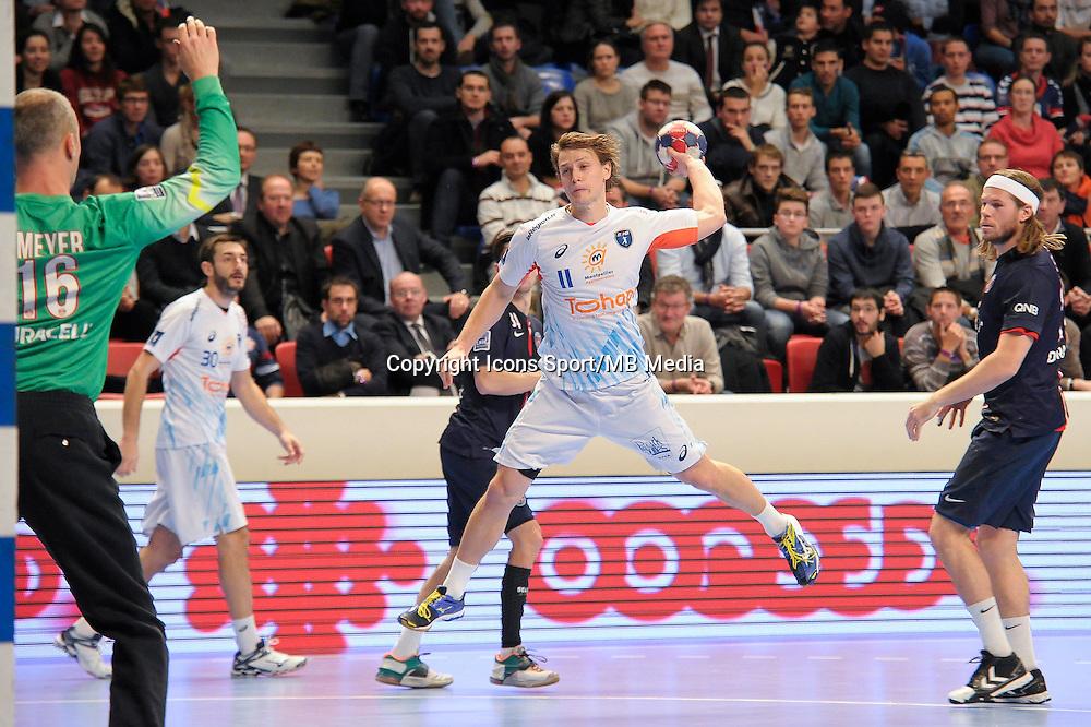 Jure Dolenec - 03.12.2014 - PSG / Montpellier - 12eme journee de D1<br />Photo : Andre Ferreira / Icon Sport