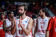 DESCRIZIONE : Varese FIBA Eurocup 2015-16 Openjobmetis Varese Telenet Ostevia Ostende<br /> GIOCATORE : Daniele Cavaliero<br /> CATEGORIA : Mani <br /> SQUADRA : Openjobmetis Varese<br /> EVENTO : FIBA Eurocup 2015-16<br /> GARA : Openjobmetis Varese - Telenet Ostevia Ostende<br /> DATA : 28/10/2015<br /> SPORT : Pallacanestro<br /> AUTORE : Agenzia Ciamillo-Castoria/M.Ozbot<br /> Galleria : FIBA Eurocup 2015-16 <br /> Fotonotizia: Varese FIBA Eurocup 2015-16 Openjobmetis Varese - Telenet Ostevia Ostende