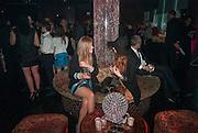 LIV LYONS; LIV SLANIA, Tresor Paris 1st Birthday Party: Gilgamesh, Camden, The Stables Market, 9 May 2012