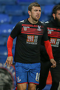 Crystal Palace midfielder James McArthur  during the Barclays Premier League match between Crystal Palace and Sunderland at Selhurst Park, London, England on 23 November 2015. Photo by Simon Davies.