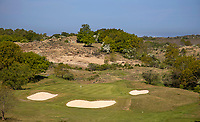 WASSENAAR / Den Haag - hole 4. Koninklijke Haagsche Golf Club    COPYRIGHT KOEN SUYK