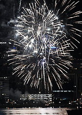 Wellington-Diwali fireworks light up capitals skies