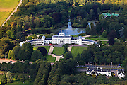 Nederland, Utrecht, Baarn, 30-06-2011;.Paleis Soestdijk. The palace of the former queen Juliana and prince Bernhard..luchtfoto (toeslag), aerial photo (additional fee required).copyright foto/photo Siebe Swart