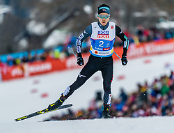 24.02.2019, Seefeld, AUT, FIS Weltmeisterschaften Ski Nordisch, Seefeld 2019, Nordischen Kombination, Teambewerb, Langlauf, im Bild Akito Watabe (JPN) // Akito Watabe of Japan during the cross country for the team competition Nordic Combined of FIS Nordic Ski World Championships 2019. Seefeld, Austria on 2019/02/24. EXPA Pictures © 2019, PhotoCredit: EXPA/ Stefan Adelsberger